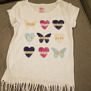 Girls size large epic threads t-shirt